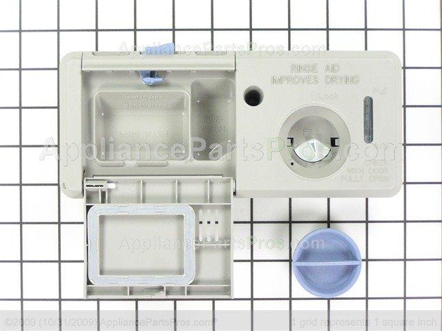 Whirlpool Wpw10605015 Dispenser Appliancepartspros Com