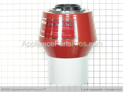 Whirlpool Disposer-KCDS075T W10156761 from AppliancePartsPros.com