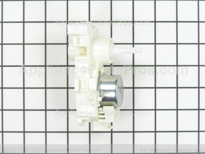 Whirlpool Diverter Motor W10155344 from AppliancePartsPros.com
