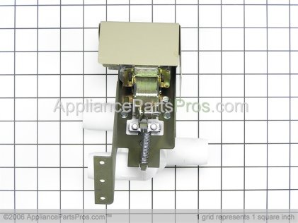 Whirlpool Diverter V 201168 from AppliancePartsPros.com