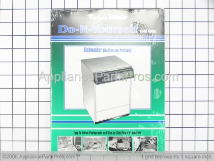 Whirlpool Diy Manual W10131216 from AppliancePartsPros.com