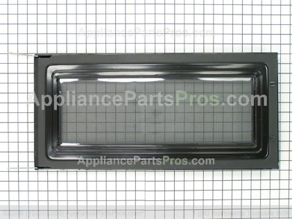 Whirlpool Door Assembly (black) 8185239 from AppliancePartsPros.com