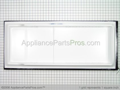 Whirlpool Door Assy. 12732402BQ from AppliancePartsPros.com