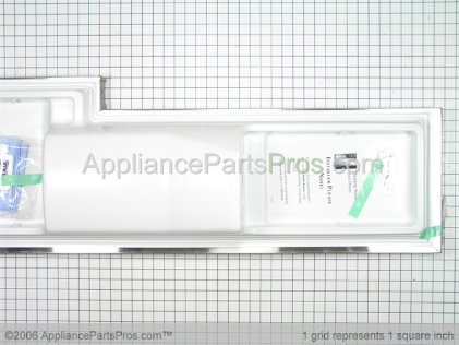 Whirlpool Door Assy. 12818401SQ from AppliancePartsPros.com