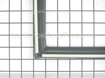 Whirlpool Door, Gasket Magnetic (black) 2159080 from AppliancePartsPros.com