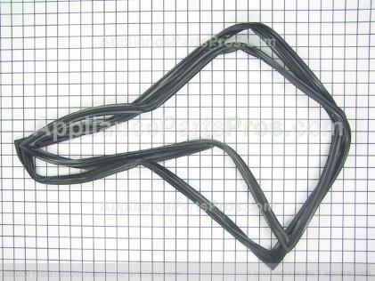 Whirlpool Door Gasket, Magnetic (black) 2262082 from AppliancePartsPros.com