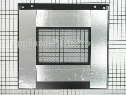 Whirlpool Door Glass, Assembly (black Model) 8300917 from AppliancePartsPros.com