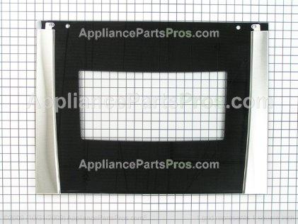 Whirlpool Door Glass (stainless Steel) 8303289 from AppliancePartsPros.com