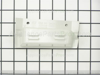 Whirlpool Door Handle Assembly, Right Side (grey) 8529934 from AppliancePartsPros.com