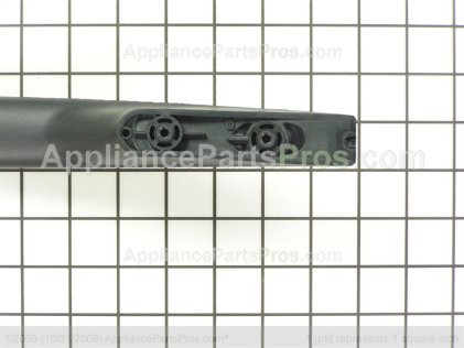 Whirlpool Door Handle (black) 8302807 from AppliancePartsPros.com