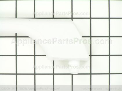 Whirlpool Door Handle W10202219 from AppliancePartsPros.com