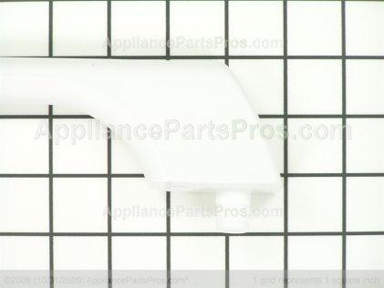 Whirlpool Door Handle W10202219 from AppliancePartsPros.com