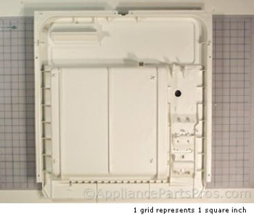 Whirlpool Door, Inner 8193770 from AppliancePartsPros.com