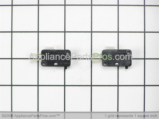 Whirlpool Door Interlock Switch Kit 2 Pack For Mh6130xeb1 Won T