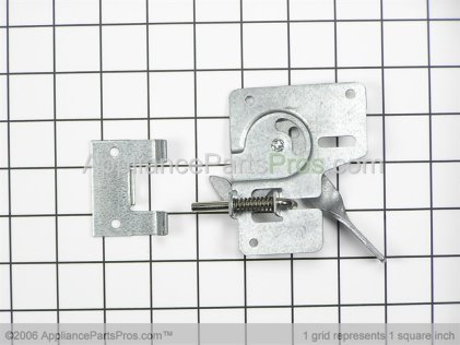 Whirlpool Door Lock Latch Assembly 675379 from AppliancePartsPros.com