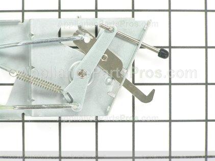 Whirlpool Door Lock Latch 8002P104-60 from AppliancePartsPros.com