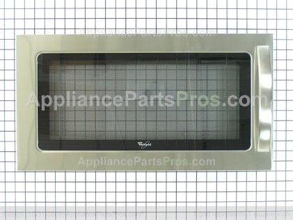 Whirlpool Door/mw Stainless W10247773 from AppliancePartsPros.com