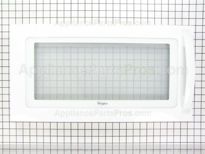 Whirlpool Door/mw White W10247772 from AppliancePartsPros.com