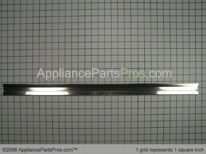 Whirlpool Door Shelf Retainer Bar 2157104 from AppliancePartsPros.com