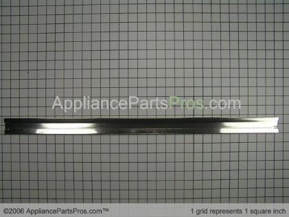 Whirlpool Door Shelf Retainer Bar 2157104 from AppliancePartsPros.com