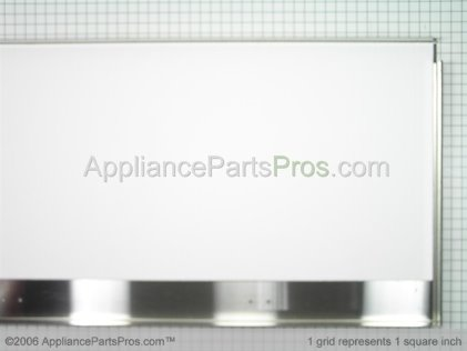 Whirlpool Door-Skin W10137173 from AppliancePartsPros.com