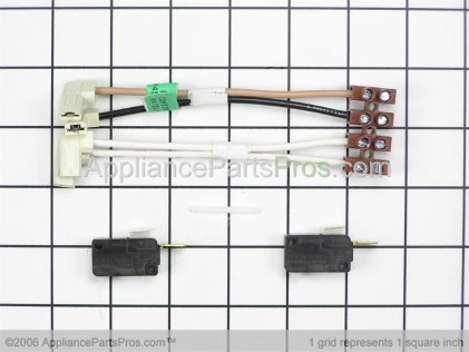 Whirlpool Door Switch Kit 4318273 from AppliancePartsPros.com