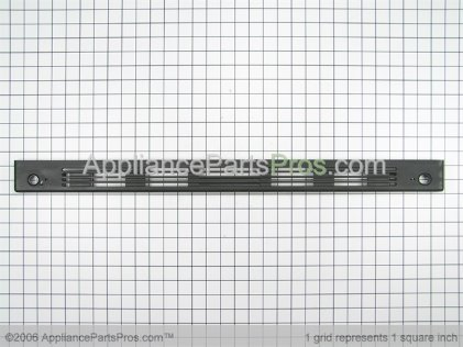 Whirlpool Door Trim W10016420 from AppliancePartsPros.com