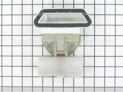 Whirlpool Door Vent Assembly 9742770 from AppliancePartsPros.com