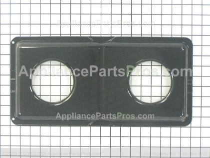 Whirlpool Double Drip Pan Kit DPANSG from AppliancePartsPros.com
