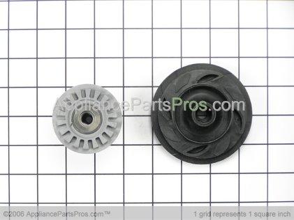 Whirlpool Drain & Wash Impeller Kit 675806 from AppliancePartsPros.com