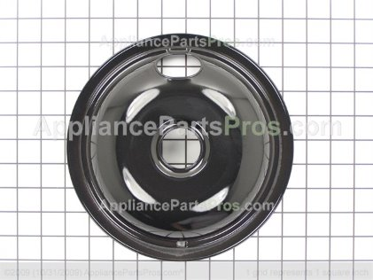 Whirlpool Drip Pan W10290350RW from AppliancePartsPros.com