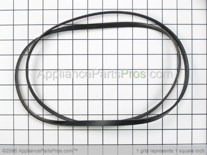 Whirlpool Drive Belt 356402 from AppliancePartsPros.com