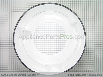 Whirlpool Drum 697760 from AppliancePartsPros.com
