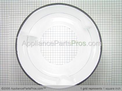 Whirlpool Drum 697760 from AppliancePartsPros.com