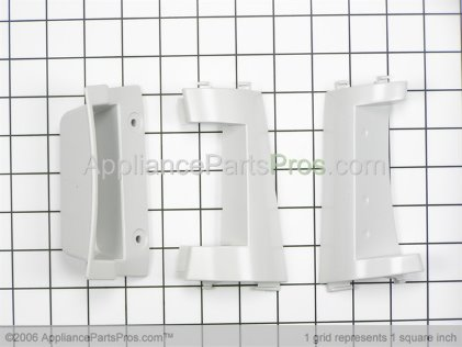 Whirlpool Dryer Door Reverse Kit (platinum) 8530070 from AppliancePartsPros.com
