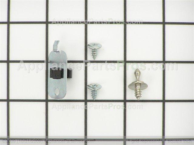... Whirlpool Dryer Door Strike W10295405 from AppliancePartsPros.com