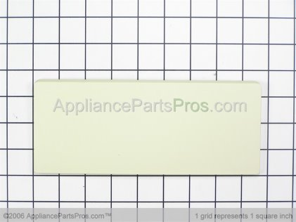 Whirlpool Dryer Lint Filter Door 697368 from AppliancePartsPros.com