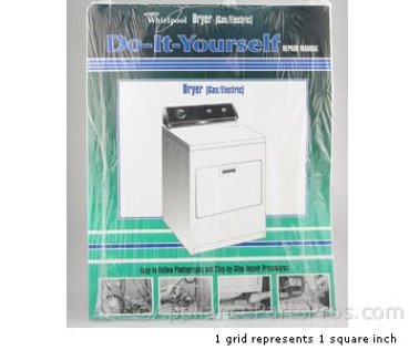 Whirlpool Dryer Manual for Whirlpool Gas and Electric Dryers 677818L from AppliancePartsPros.com