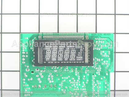 Whirlpool Electronic Control Board 8206448 from AppliancePartsPros.com
