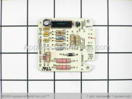 Whirlpool Electronic Control Board 8558178 from AppliancePartsPros.com