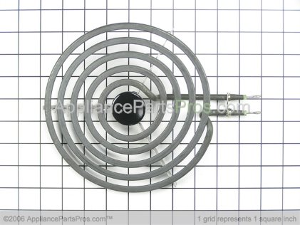 Whirlpool Element, 5 Turn 2600W 8. 31734606 from AppliancePartsPros.com