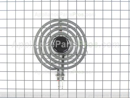 "Whirlpool Element (6"") (1500WATT) (blk) 74001780 from AppliancePartsPros.com"