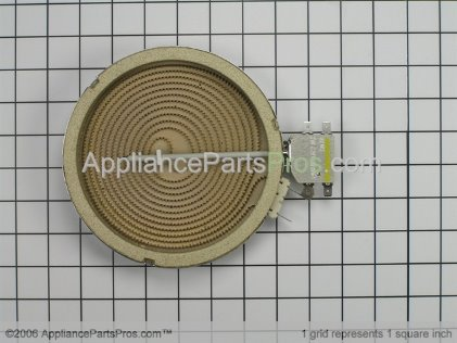 Whirlpool Element, Surface 12500039 from AppliancePartsPros.com