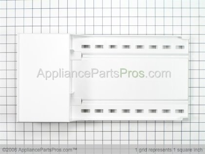 Whirlpool Enclosure, Ice 61005619 from AppliancePartsPros.com