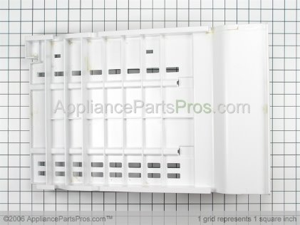 Whirlpool Enclosure, Ice 61005625 from AppliancePartsPros.com
