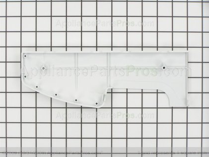 Whirlpool End Cap, Control Panel (lt-Wht) 74003370 from AppliancePartsPros.com