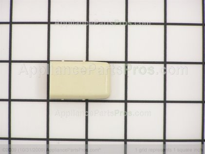 Whirlpool End Cap Handle 70058-5 from AppliancePartsPros.com