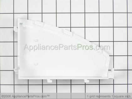 Whirlpool End Cap (lt) (wht) 21001519 from AppliancePartsPros.com