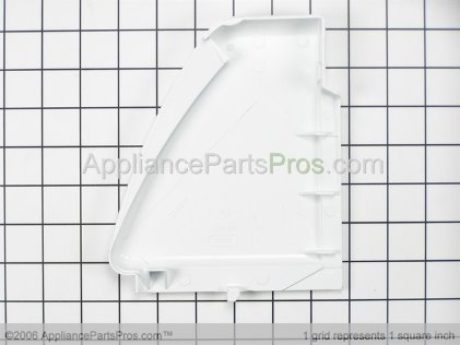 Whirlpool End Cap (lt-Wht) 40012702W from AppliancePartsPros.com