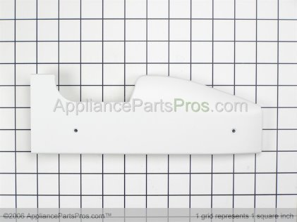 Whirlpool End Cap, Panel (rt-Wht) 74002438 from AppliancePartsPros.com
